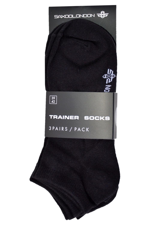 TRAINER zokni 3 pár