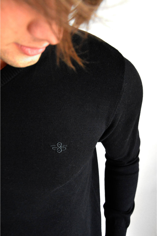 MORTON V-nyakú pulóver