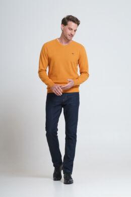 ENID pulóver (orange)
