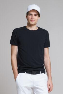 MARC NEW fehérnemű póló (black)