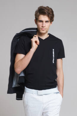 OLIMPA póló (black)