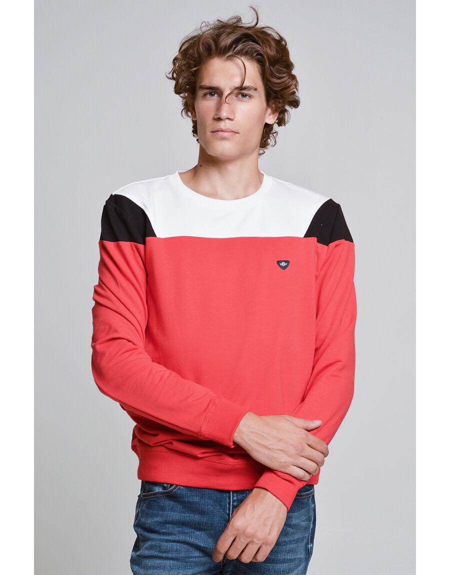 NEHER pulóver (red)