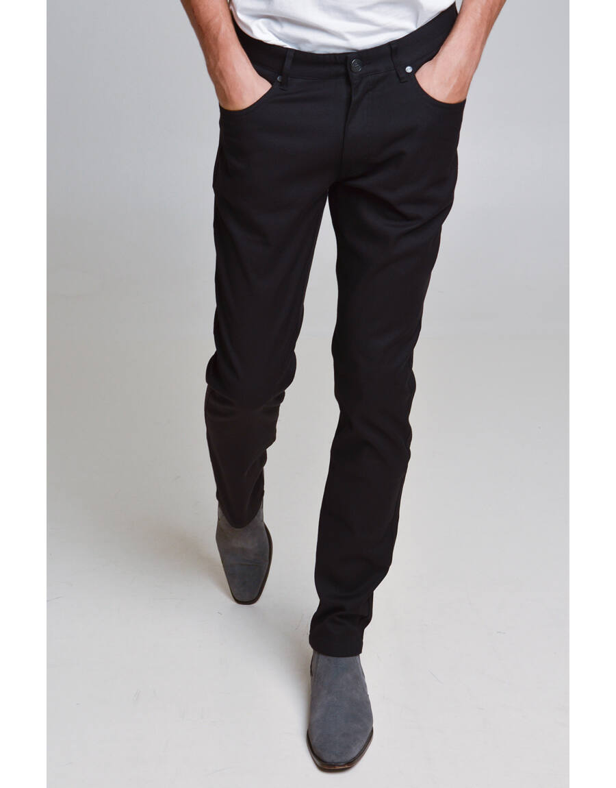 Risky Slim Holis Black