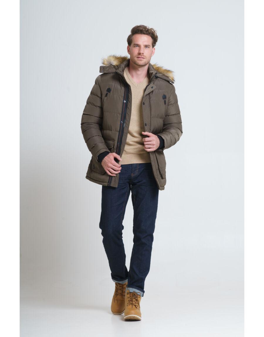 ARMADA kabát (khaky)