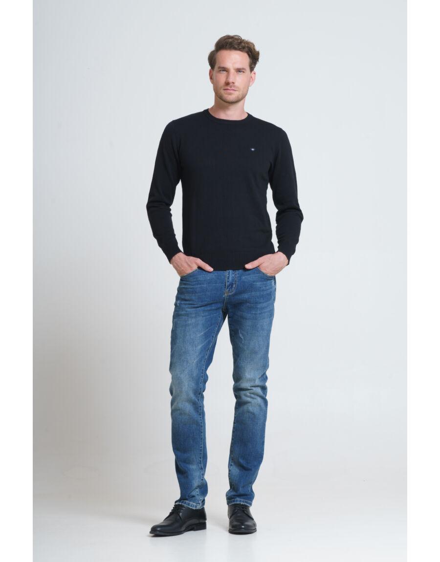 BULLIO pulóver (black)