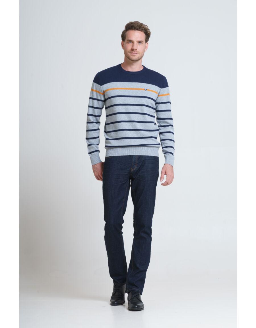 PLANO pulóver (grey)