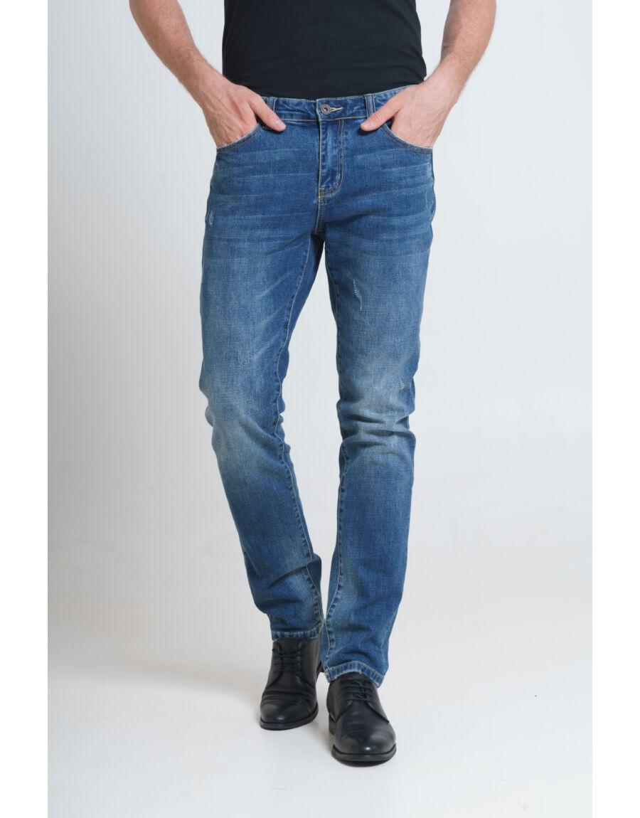 TALDRA straight farmer (medium blue)