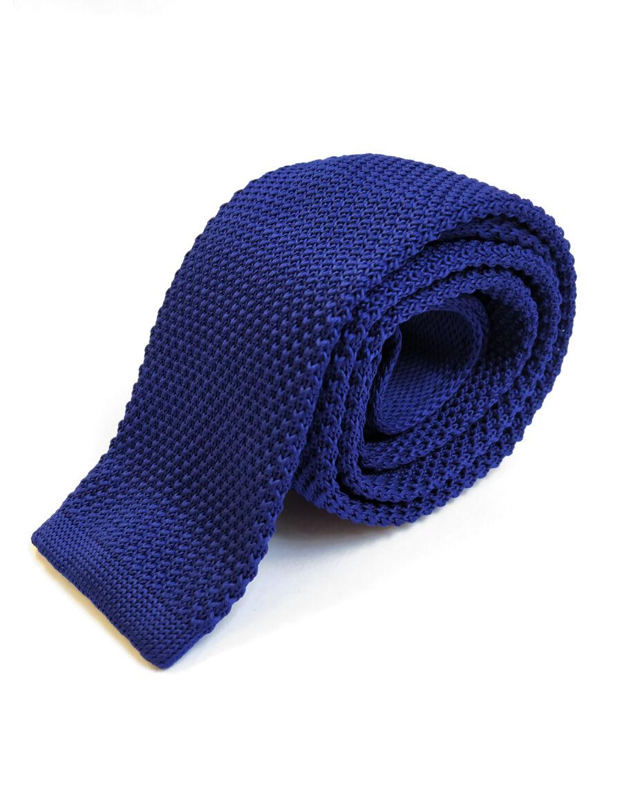 KNITTED 23 nyakkendő (navy)