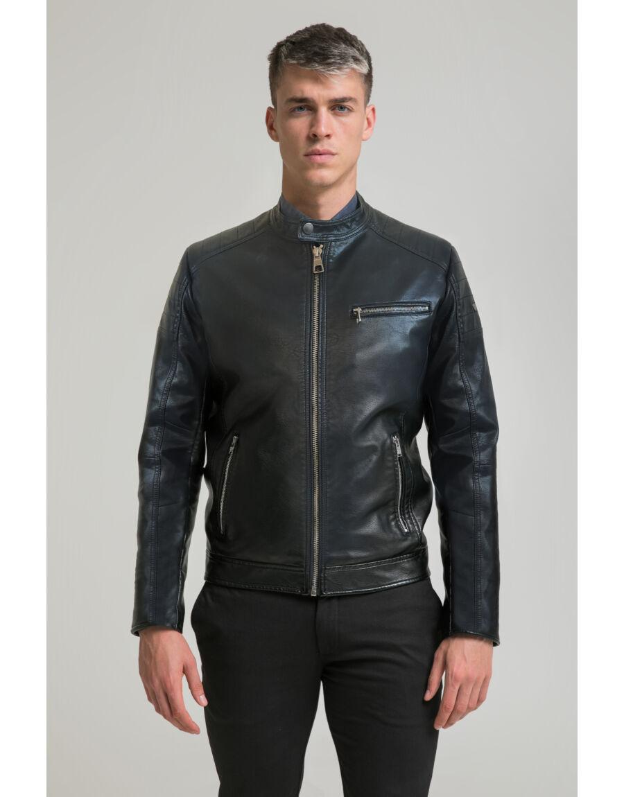 BERBER Jacket Black
