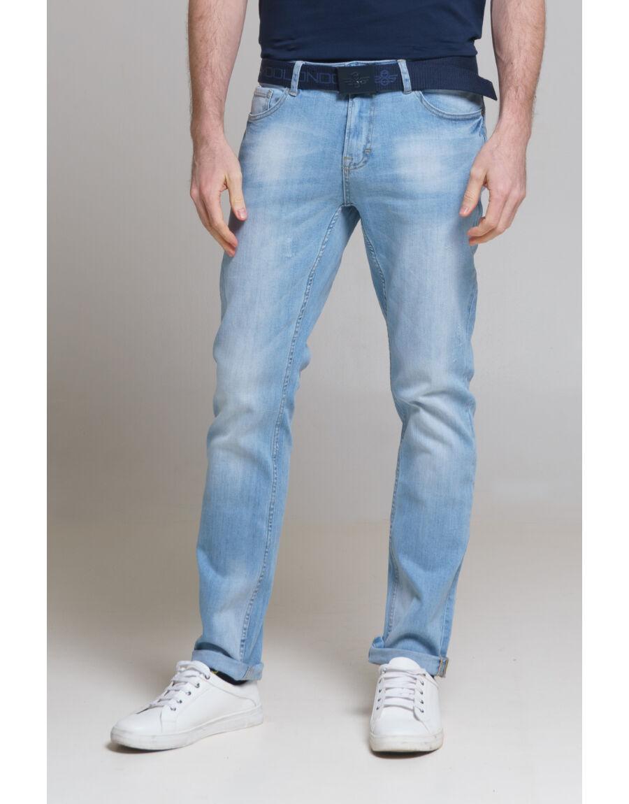 CORDOBA slim farmer (light blue)