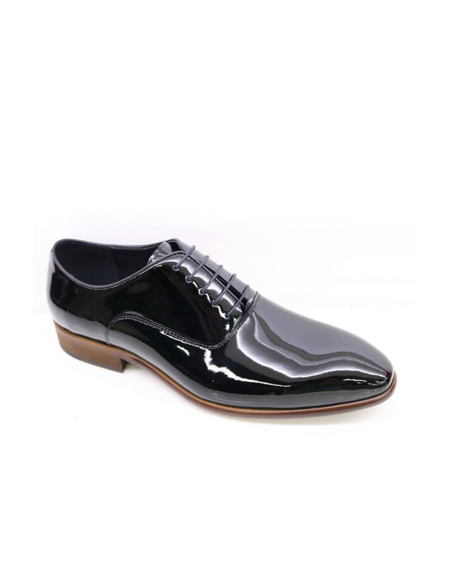 RUETAS cipő (glossy black)
