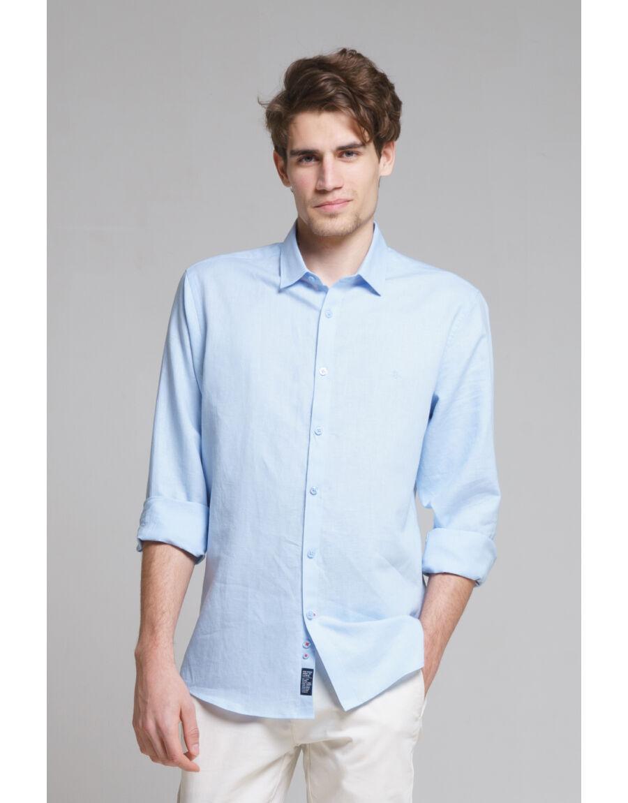 REGNANT CREEK regular fit ing (light blue)