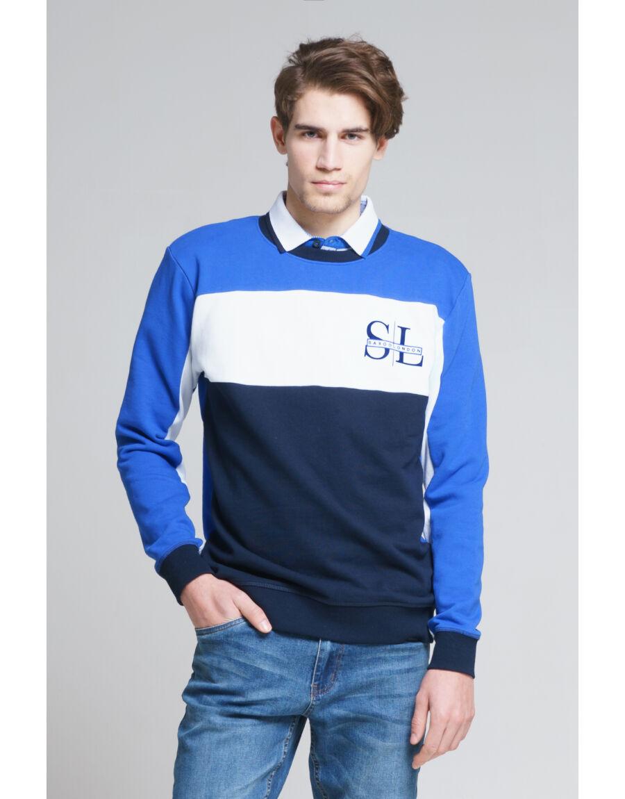 HENARES pulóver (navy-blue)