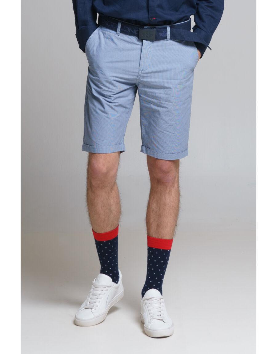 BOLTENO rövidnadrág (blue)