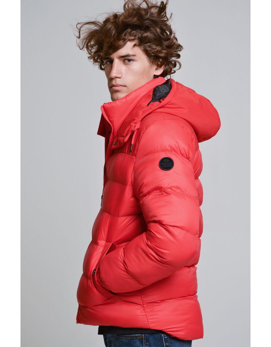 HAMOND kabát (red)
