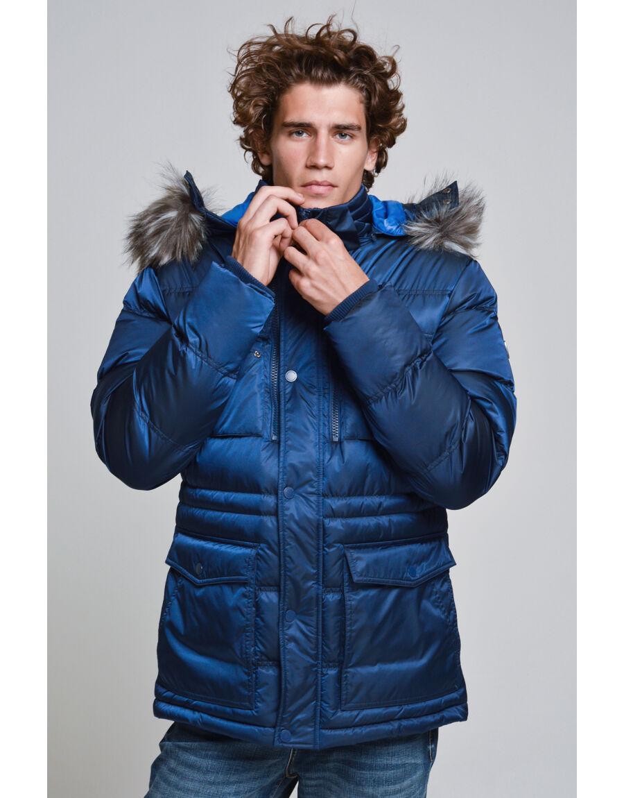 TERENCE kabát (blue)